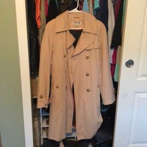 Michael by Michael kors trench coat never worn M